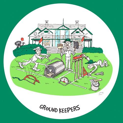 Squidinki - Ground Keepers Card