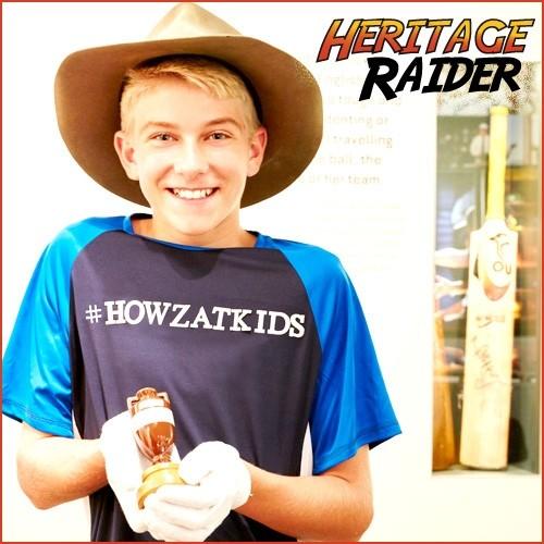 Heritage Raider SINGLE