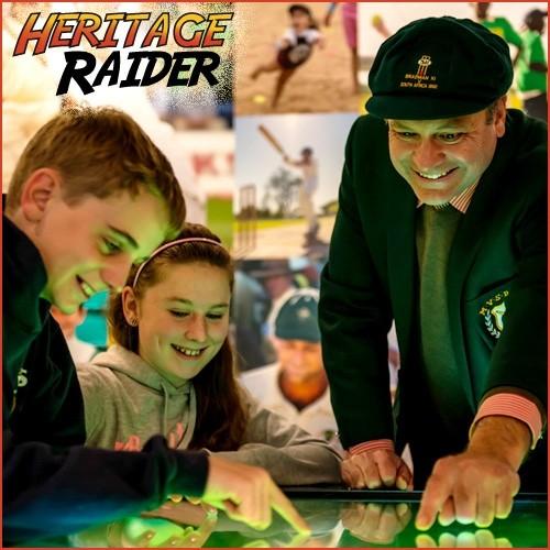 Heritage Raider FAMILY of 4