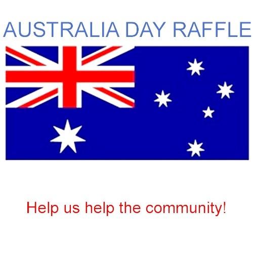Australia Day Raffle