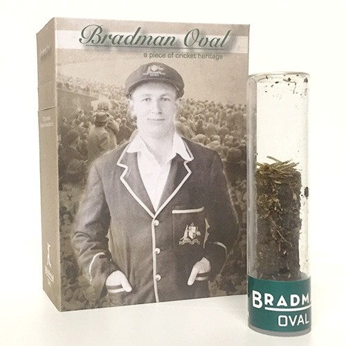 Bradman Oval Soil Sample
