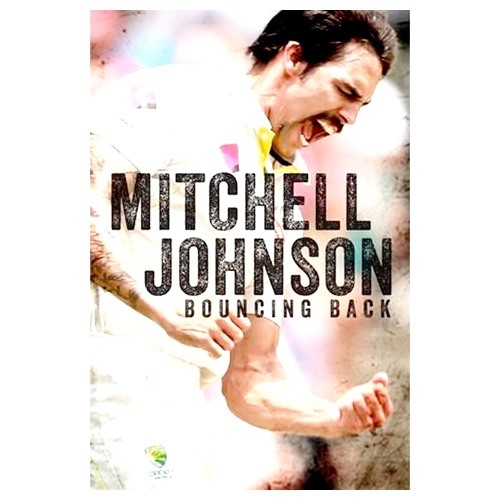 Mitchell Johnson - Bouncing Back DVD