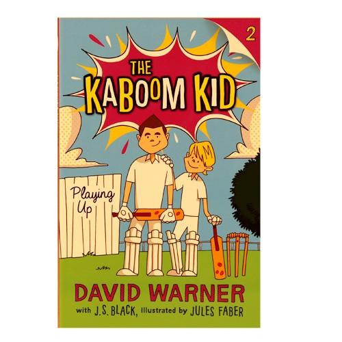 The Kaboom Kid 2 - BOOK