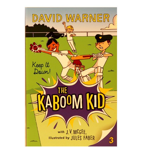 The Kaboom Kid 3 - BOOK