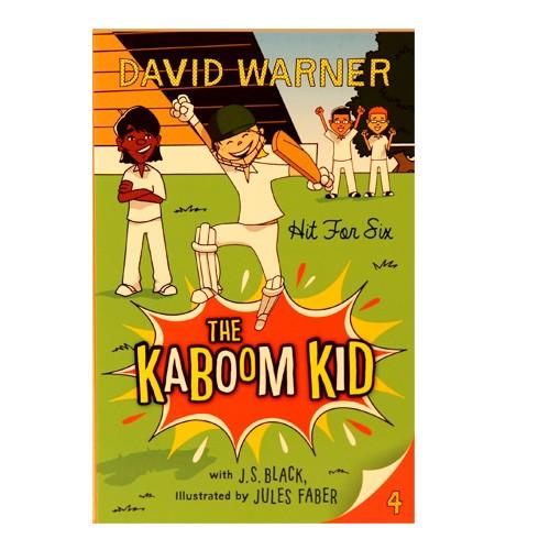 The Kaboom Kid 4 - BOOK