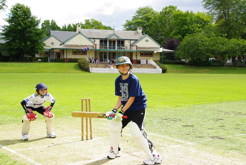 Sep Bradman Cricket Clinic 12-16yrs Week 1