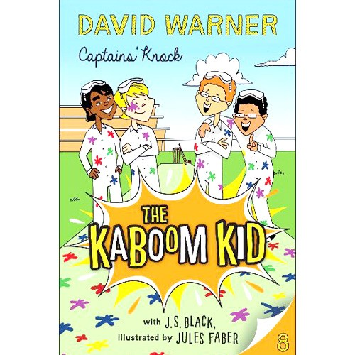 The Kaboom Kid - Captains' Knock - BOOK