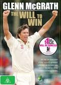 Glenn McGrath: The Will To Win DVD