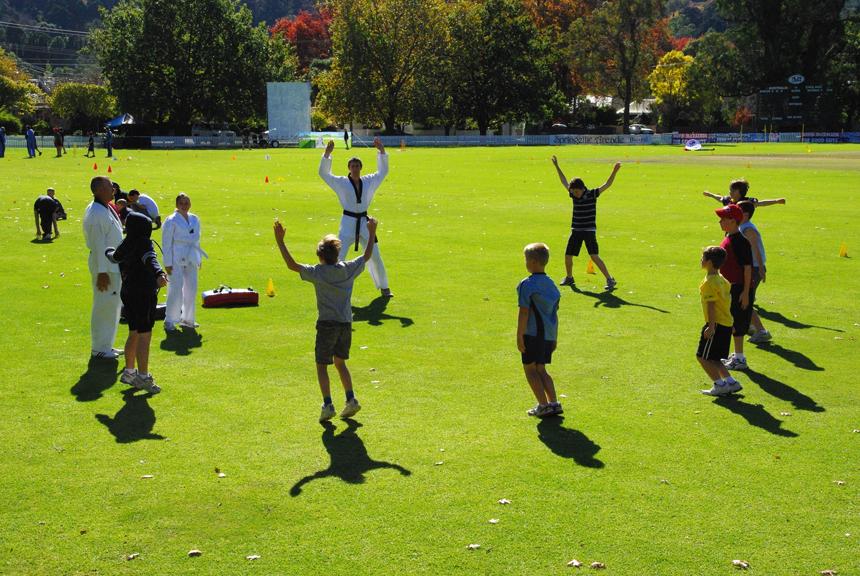 Bradman Cricket Clinic 8-11yrs