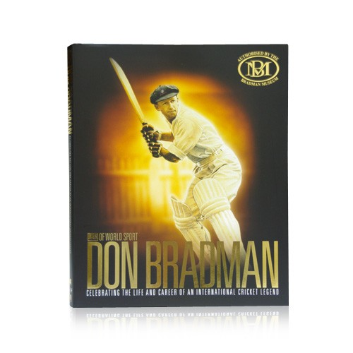 Icons of World Sport - Don Bradman - BOOK