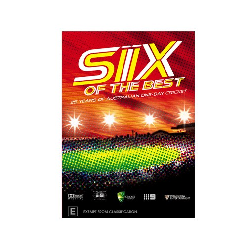 Six Of The Best DVD