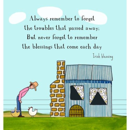 Red Tractor - Remember To Forget Card