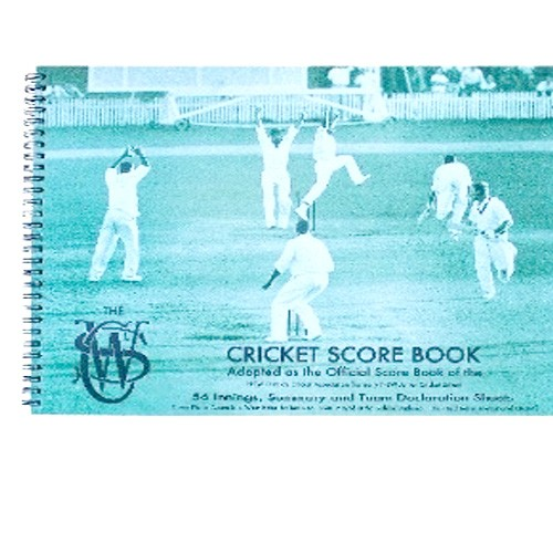 CSW Cricket Score Book