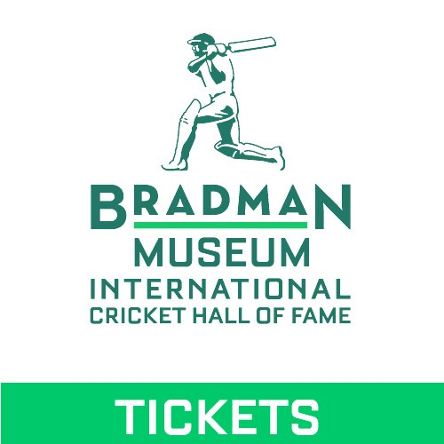 Bradman Museum Admission - Adults Tickets