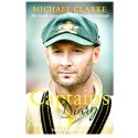 Michael Clarke: Captain's Diary - BOOK