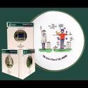 Squidinki - The Evolution of the Umpire Canape Plate