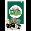 Squidinki - Ground Keepers Tea Towel