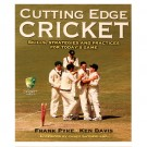 Cutting Edge of Cricket- Coaching book
