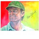 Adam Gilchrist - 'The Greatest' - Acrylic on Canvas
