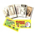 Chocolate - The Bradman replica book cover