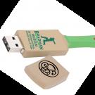 USB Stick - 4GB Bradman Museum brand