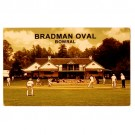 Bradman Oval Fridge Magnet