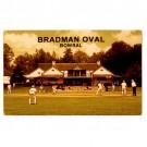Bradman Oval Fridge Magnet