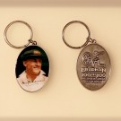 Bradman baggy green image 100th 100 Keyring