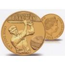 Bradman Cook Island 1$ Coin