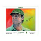Adam Gilchrist - 'Gilly 381' - Limited Edition Print