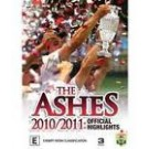 The Ashes 2010/2011: Official Highlights DVD