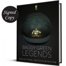 Baggy Green Legends BOOK