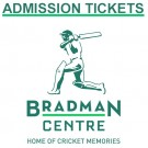 Bradman Centre Admission Tickets