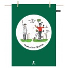 Squidinki - The Evolution of the Umpire Tea Towel