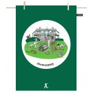Squidinki - Ground Keepers Tea Towel