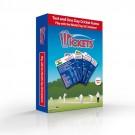 Wickets International Cricket Card Game