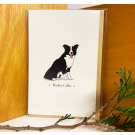 Red Tractor - Border Collie Gift Card