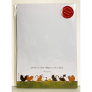 Red Tractor - One Big Family Notepad