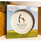 Red Tractor - 'True Friends' Small Ceramic Plate