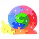 SRI Toys - Number Snail Puzzle
