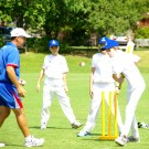 January 2016 - Residential Cricket Camp