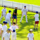 January 2015 - Residential Cricket Camp